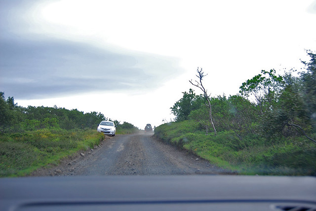 Jökulsárgljúfur National Park - Road 862 before arriving Hljóðaklettar - CC Roser Martínez