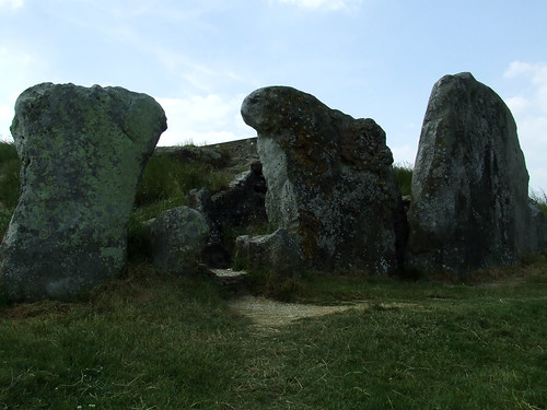 West Kennet Long Barrow 5