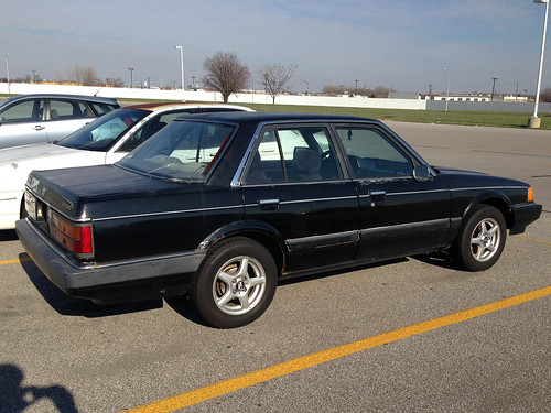 1985 Honda Accord b