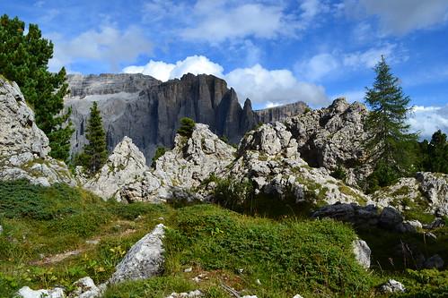 Italian Rockscape by Jim
