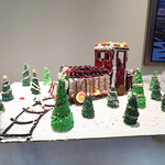 Hyatt Gingerbread House Lane 20