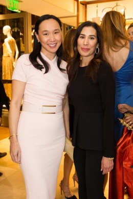 Carolyn Chang, Stephanie Milligan