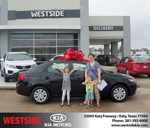 Happy Birthday to Deanna King from Mohammed Ziauddin and everyone at Westside Kia! by Westside KIA