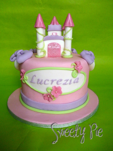 Un castello per Lucrezia by Oh my Sweety Pie