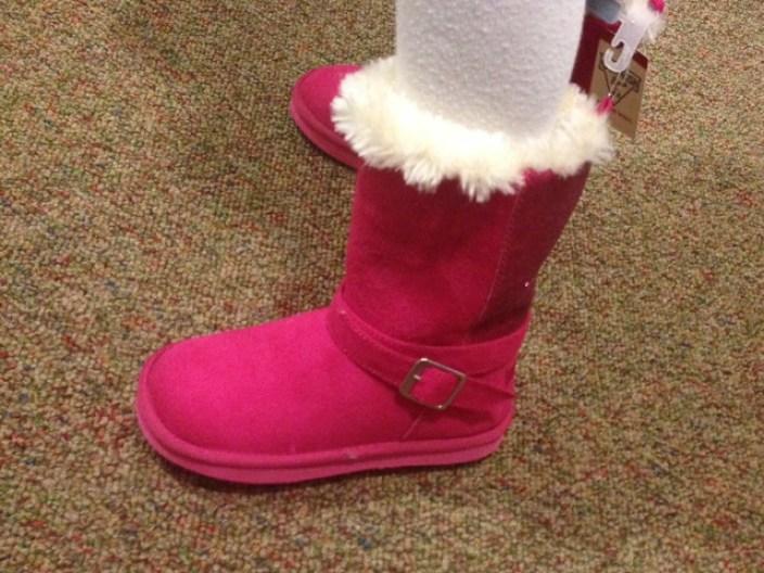 #OshKoshBgosh boots