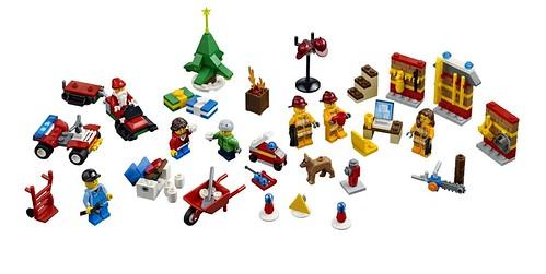 Advent Calendar City 2012 4428
