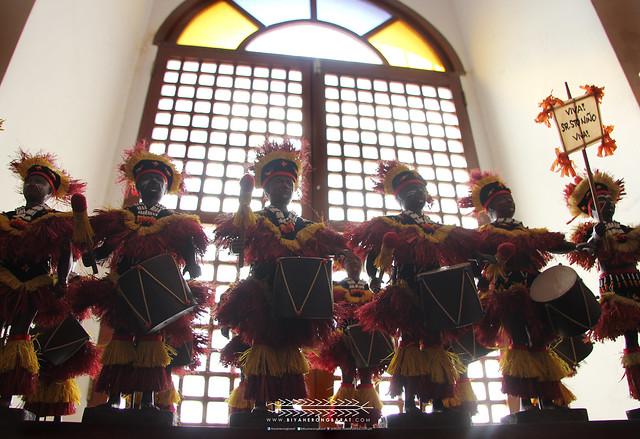 Ati-atihan dolls Aklan Museum