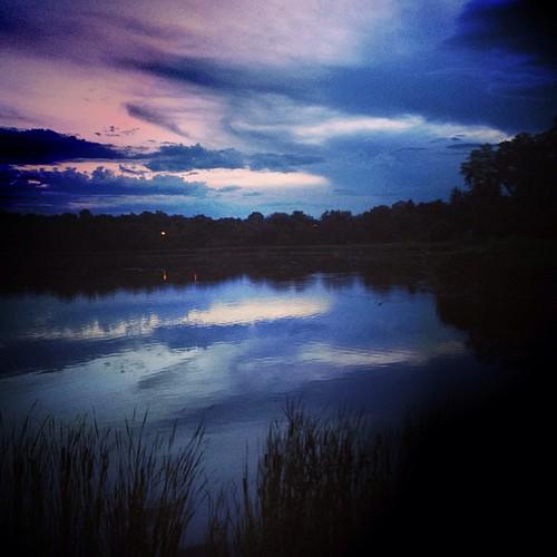 Croke Reservoir #denver by @MySoDotCom