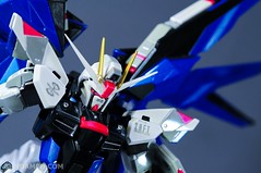 Metal Build Freedom Gundam Prism Coating Ver. Review Tamashii Nation 2012 (61)