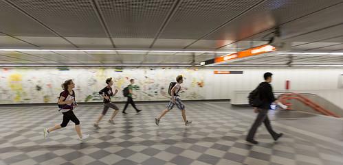 Journey Vienna ´13 On the Run