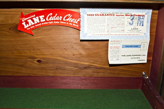 The Cedar Chest
