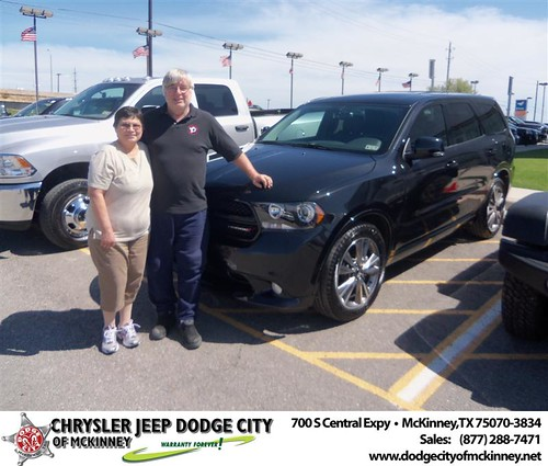 Happy Birthday to Norma Reichert from Scott Trent and everyone at Dodge City of McKinney! #BDay by Dodge City McKinney Texas
