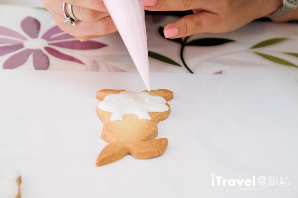 《东京手作工艺》糖霜饼干动手亲做入门课程,2小时完成作品再顺游下北泽