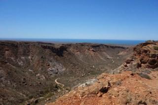 Cape Range NP - Charles Knife Rd.