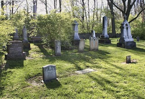 (Another) Dublin Cemetery