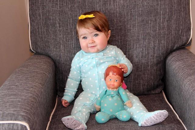 Harper the doll
