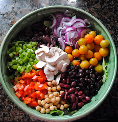 Veggie Proteina Salad