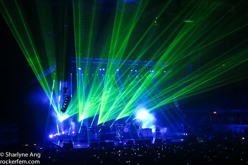 The Killers in Manila 5