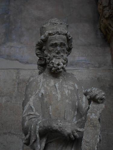 Detail, Zacharias, Santa Maria de Leon