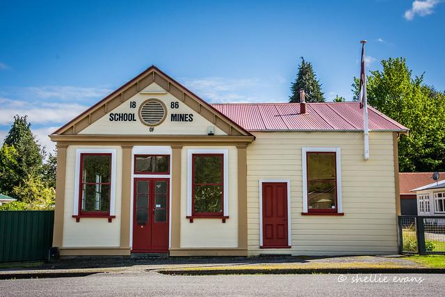 Reefton, West Coast, NZ