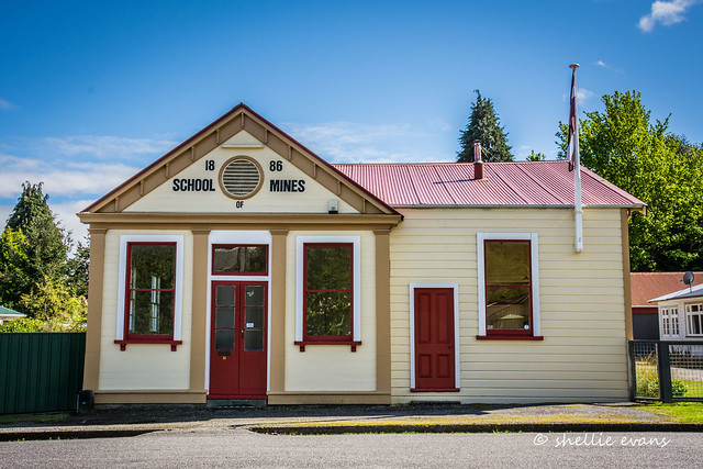 Reefton, West Coast, NZ