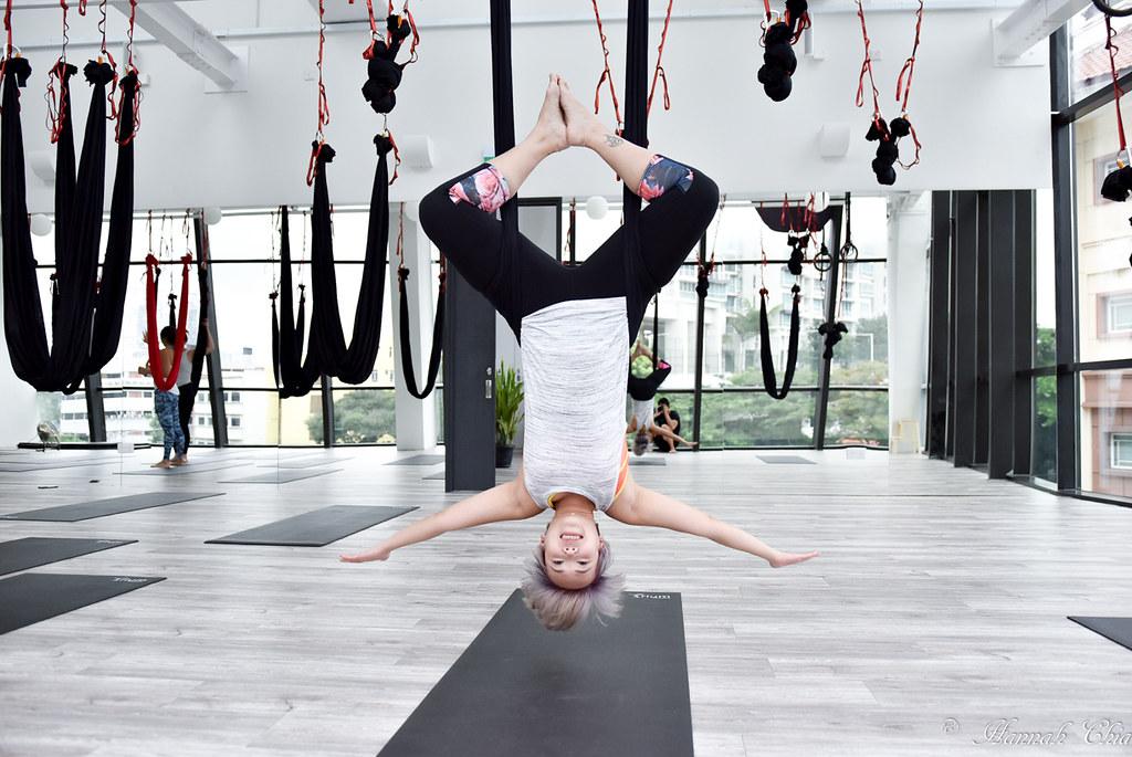 Aerial Yoga @ Trium Fitness-13