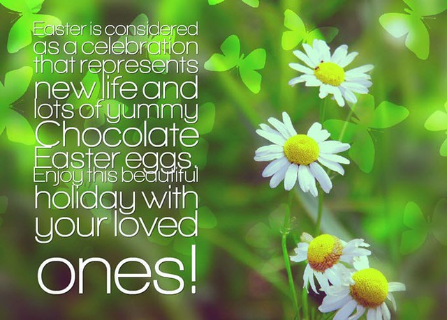 Easter sunday 2018 date wishes quotes images messages with the help of these above methods sms text messages images wishes greetings and quotes you can convey your happy easter sunday 2018 wishes m4hsunfo