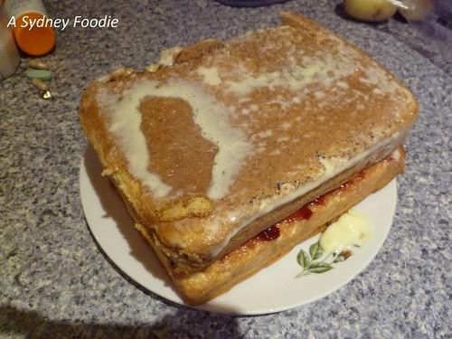 Sponge layers