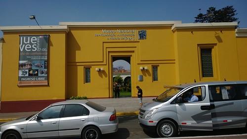 Museu Nacional de Arqueologia do Peru by jailsonrp