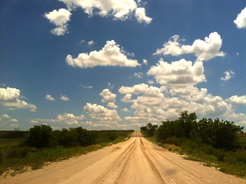 Z Crew: Oklahoma on the left, Texas on the Right