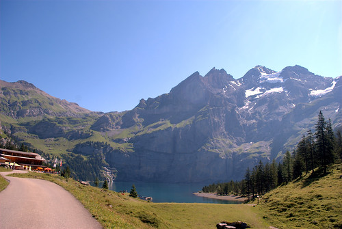 Day Six - Oeschinensee