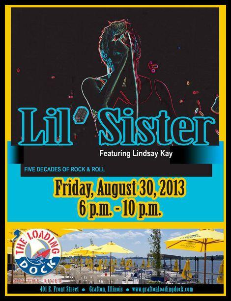 Lil' Sister 8-30-13