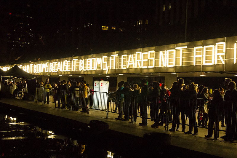 Scotiabank Nuit Blanche 2013
