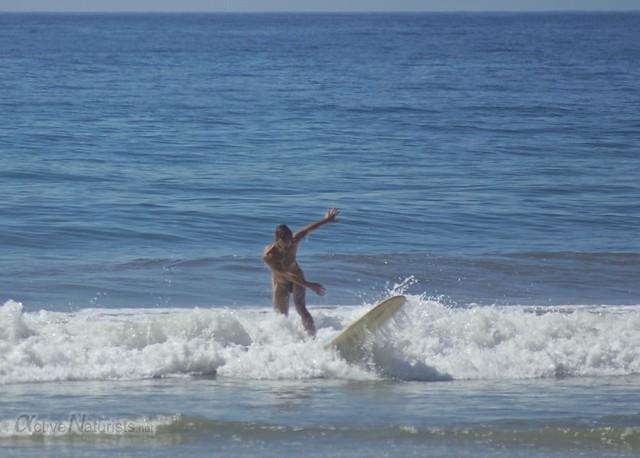 naturist surfers 0001 Blacks Beach, San Diego, CA, USA