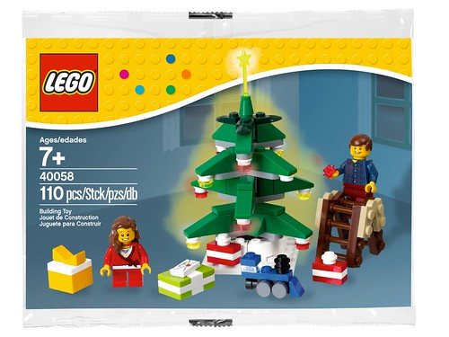 40058 Decorating the Tree BOX