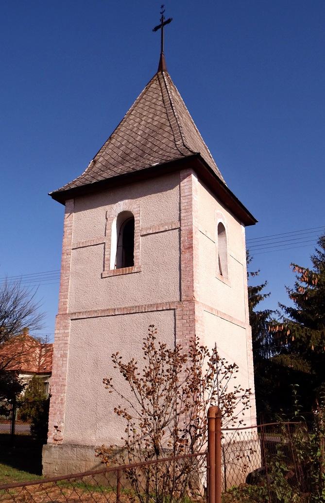 Zvonica v Želovciach