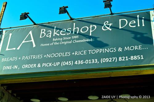 LA Bakeshop & Deli