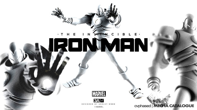 threeA x Marvel - The Invincible Iron Man - Updates