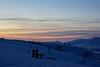 Sunset at Tromsø