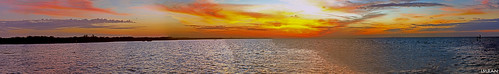 Another Gorgeous Tampa Bay Dusk - IMRAN™ by ImranAnwar