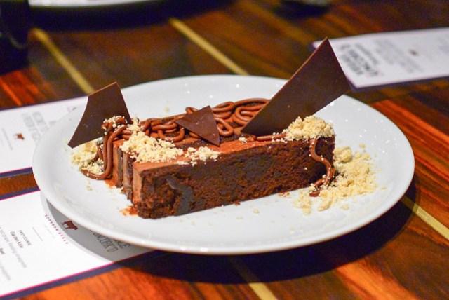 Bourbon Caramel Cake