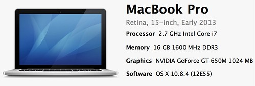 MBP early 2013