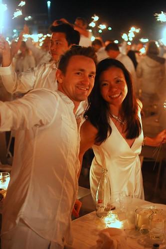Diner en Blanc Sydney
