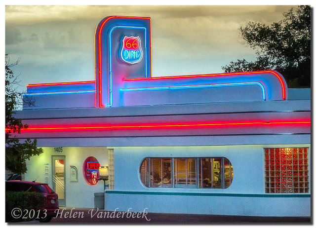 The Route 66 Diner
