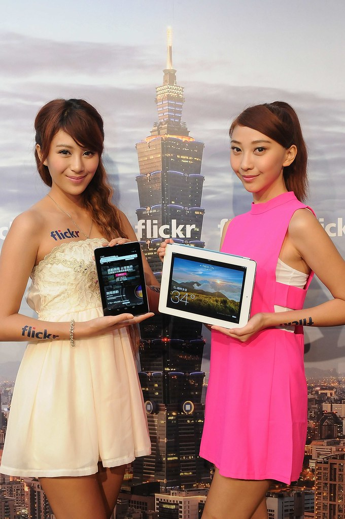 圖說四、Yahoo!氣象App整合Flickr「天氣專案」,向台灣網友發出美麗動員令,募集各城市與各天氣型態照片!