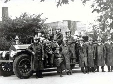 Willoughby Fire Department, 1941