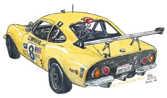racecar in davis CA