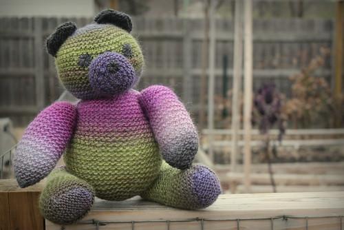 20131229. Teddy bear.