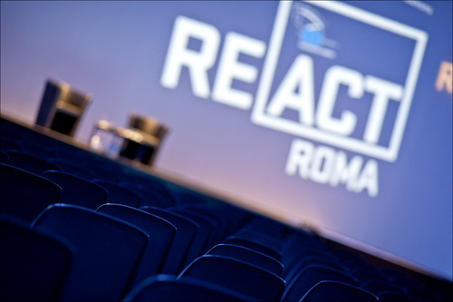 #ReactRoma by European Parliament