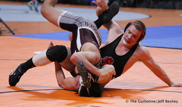 182 - James Huntley (Stillwater) over Jackson Street (Anoka) Maj 11-0